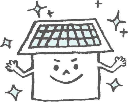 太陽光発電導入の理由