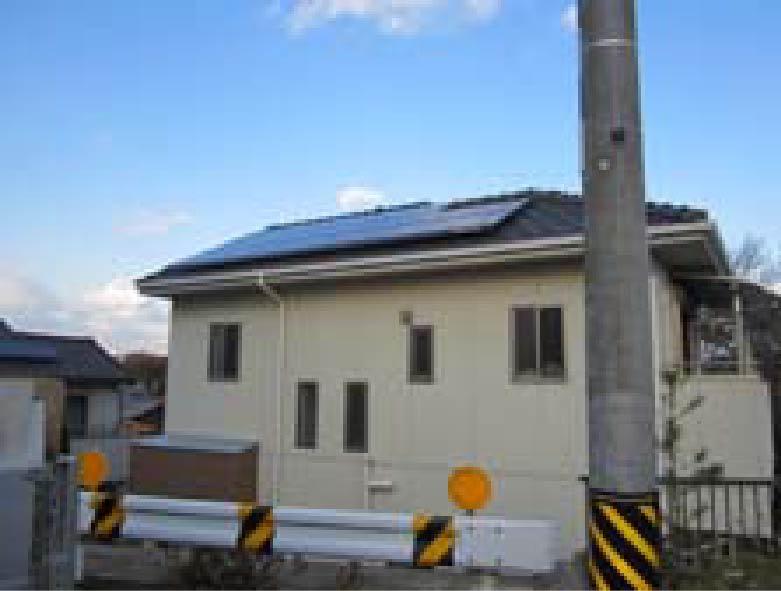 太陽光発電施工事例