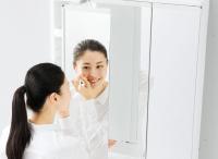 スウィング三面鏡